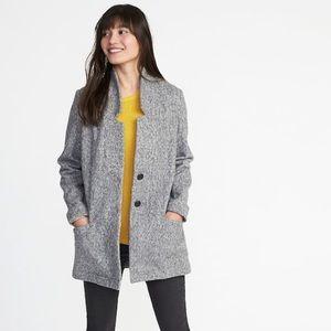 ON Everyday Coat in Heather Gray